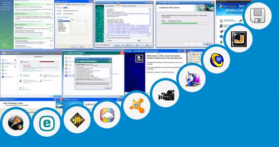 Software collection for Tina Design Suite V9 Full Version