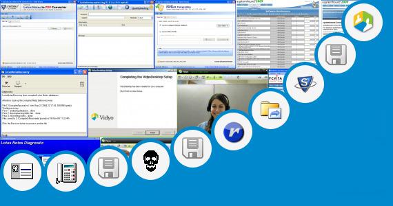Lotus Sametime Client For Vidyo Desktop And 22 More