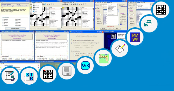 Software collection for Free Word Ladder Solver