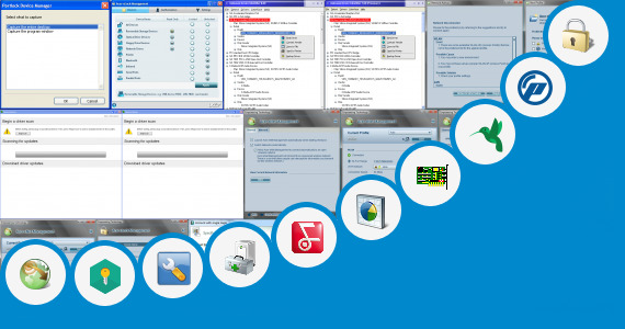 Software collection for Nortel Device Manager