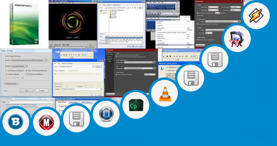 Software collection for Winfast Multimedia Software Pack