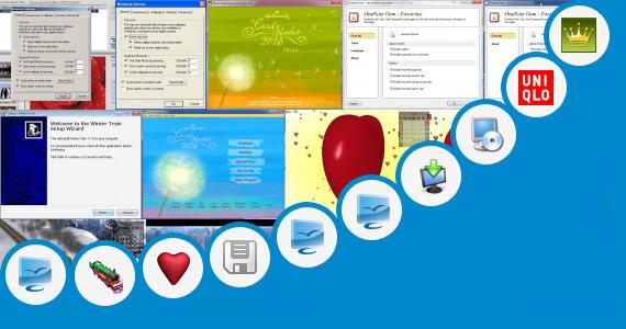 Software collection for Calendar 2013 Screensaver