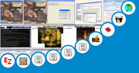 Software collection for Holy Bible  On Wap Down
