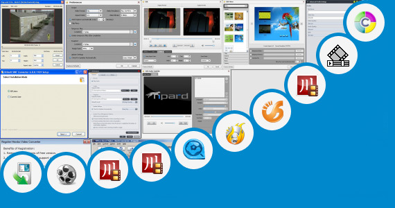 Software collection for Free Avi Generator 264