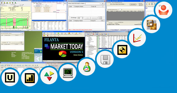 Software collection for Odin Stock Market Software Free