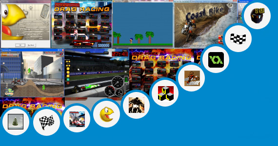 Software collection for Game Drag Racing Bike Edition Pc