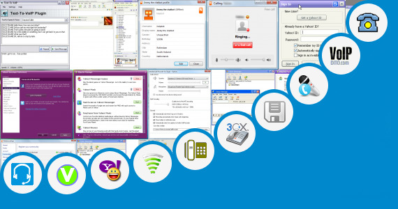 Software collection for Voip Soft Client  Free Call