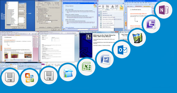 Software collection for Microsoft Office 2007 Hrvatski Free