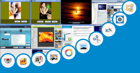 Software collection for Photo Funny Photo Shine