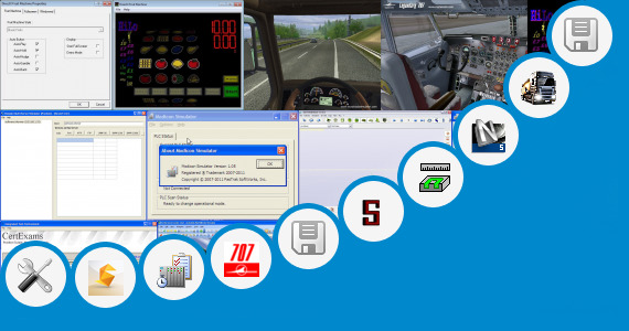 Software collection for Police Simulator Demo