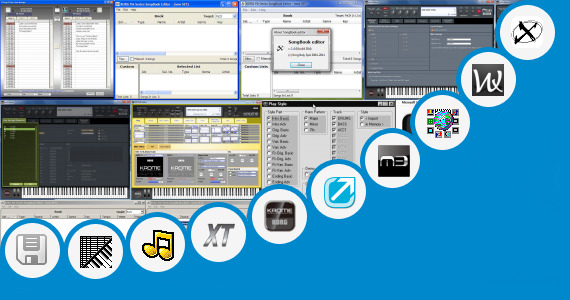 Software collection for Style Keyboard Korg Pa 50 Sd Free