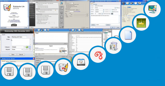 Software collection for Free  Calendar 2013 Gadget
