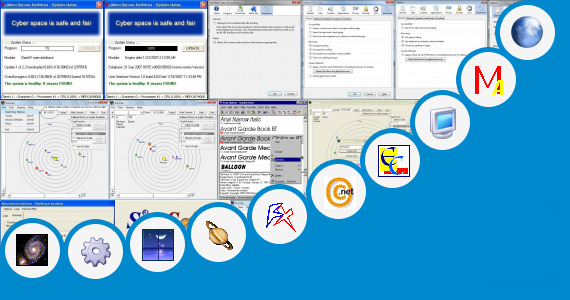 Software collection for Moon Mt2  Installer