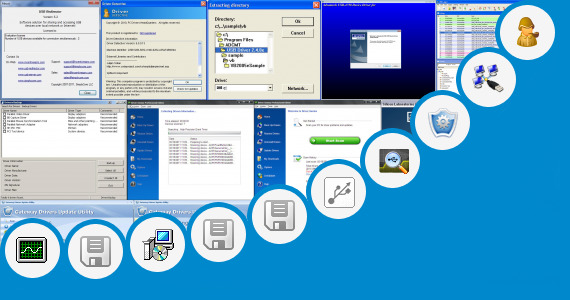 Software collection for Driver Thomson Usb Cdc Device