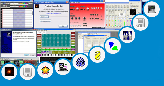 Software collection for Midi Sound Module Software Free