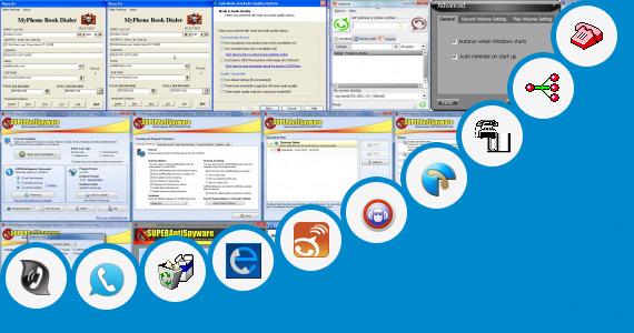 Software collection for Search Sip Dialer 97