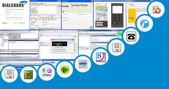 Software collection for Dialer Mfc Application  Com