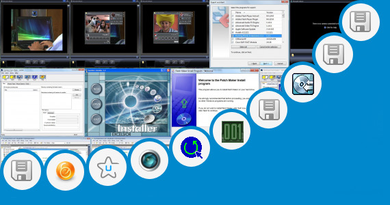 Software collection for Your Life Mt2 Setup