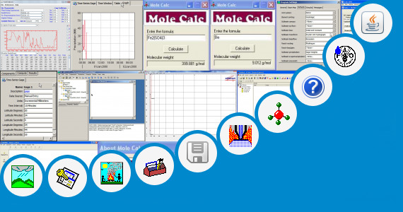 Software collection for Water Ejector Design Calculation