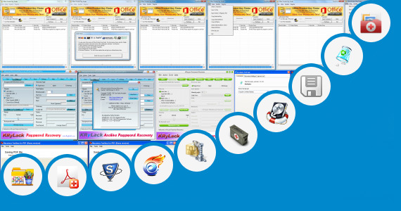 Software collection for Recover Cut Files