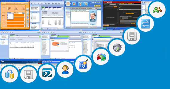 Software collection for Toshiba Support Assistant