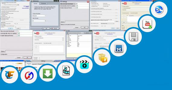 Software collection for Offline Installer For Flv Converter