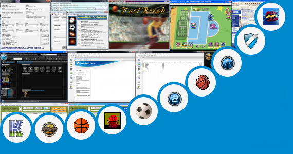 Software collection for Sports Lemon Tv Basketball