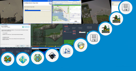 Software collection for Counter Strike Source Map Editor