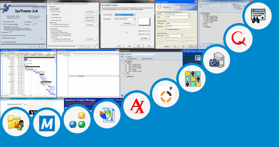 Software collection for File Tracking System Project Report