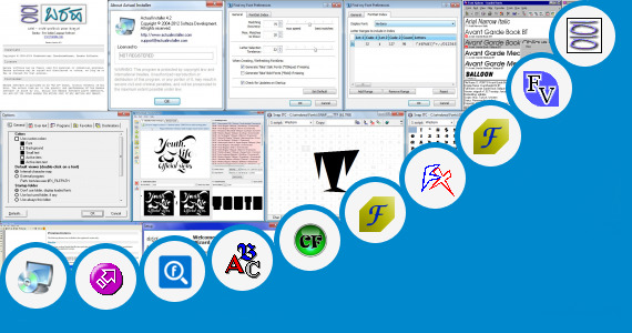 Software collection for Install Tamil Fonts
