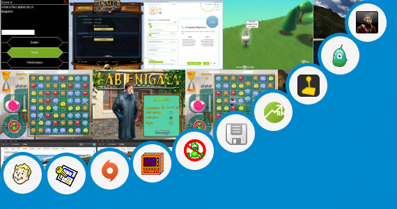 Software collection for Capitalism Lab Game Free