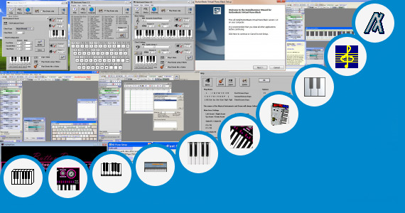 Software collection for Piano Virtual Para Windows 7 64