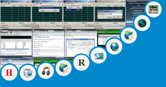 Software collection for Hyt Radio Programming Software