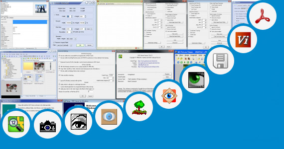 Software collection for Wells Image Viewer