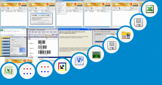 Software collection for Free Microsoft Office Pin Code
