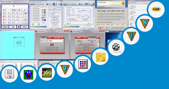 Software collection for Lottery Numerology Calculator
