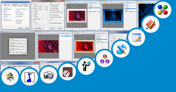 Software collection for Rolling Editor De Fotos