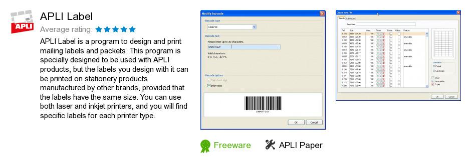 APLI Label