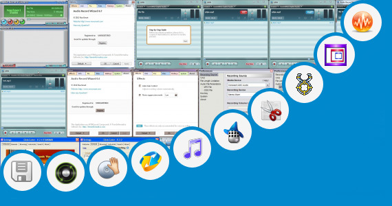 Software collection for M4r Online Cutter