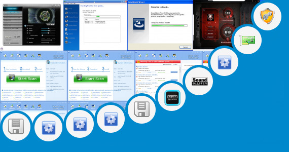 Software collection for Windows 8 Hp 620 Sound Drivers