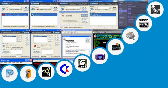 Software collection for Activex Joystick Emulation