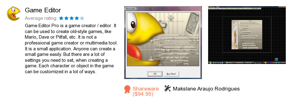 Game Editor