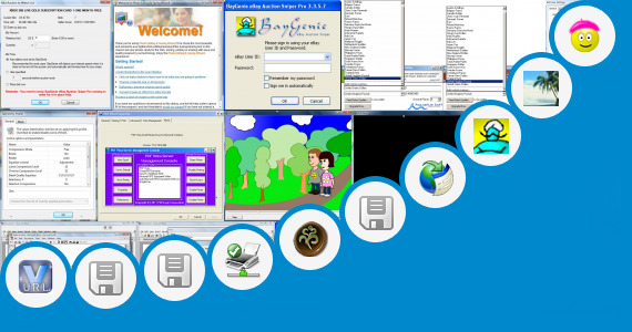 Software collection for Photoinstrument Online Editing