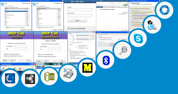 Software collection for Spin Voip Free Calls