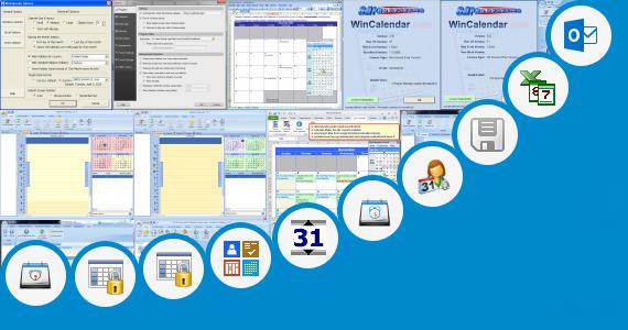 Office Calendar Download : Microsoft office calendar software