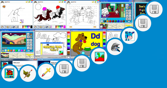 Software collection for Kids Drawing Book Pdf