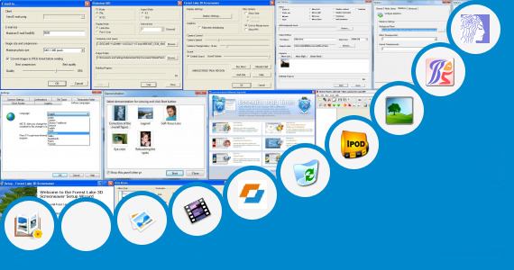 Software collection for Brightwell Beauty Camera Software