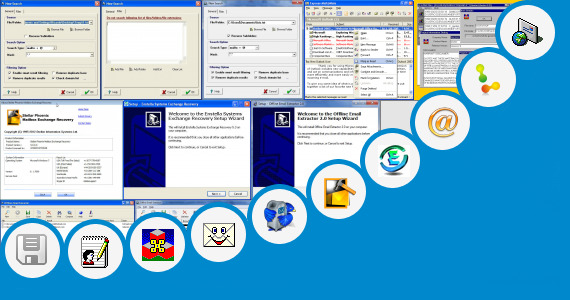 Software collection for Extract Exchange Email Into Tiff