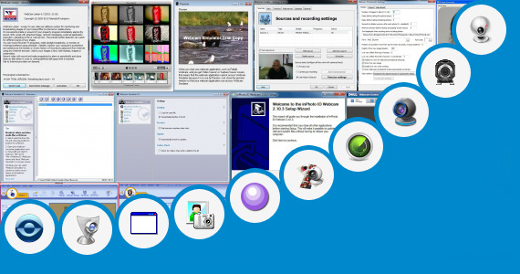 Software collection for Webcam Photo Taker