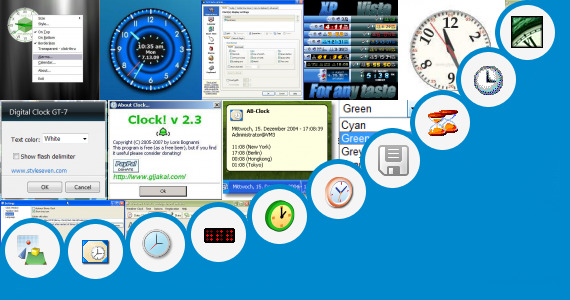 Software collection for Enlarge Taskbar Clock